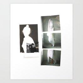 Diary of a Wandering Soul, pg 198 Art Print