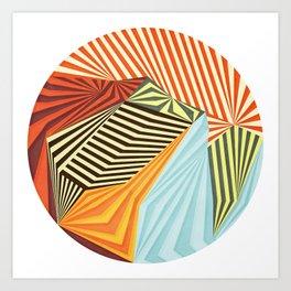Yaipei Art Print