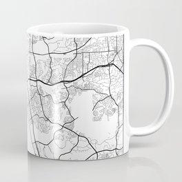 Minimal City Maps - Map Of Oceanside, California, United States Coffee Mug