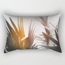 Flare #1 Rectangular Pillow