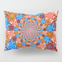 Mandala Mashup Pillow Sham