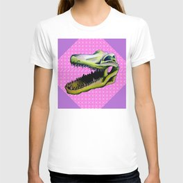 CalaveraPOP Crocodile. T-shirt