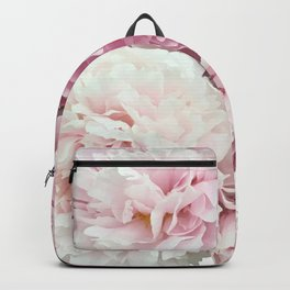 A bunch of peonies Backpack