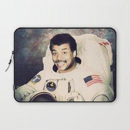 Neil deGrasse Tyson - Astronaut in Space Laptop Sleeve