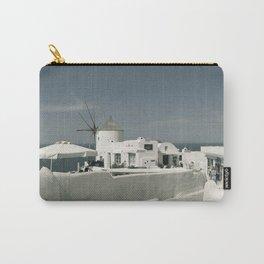 Santorini, Greece 8 Carry-All Pouch