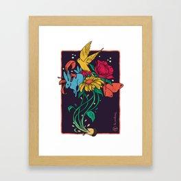 Seeds of Inspiration Framed Art Print
