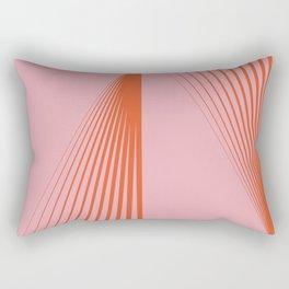 LINES001 Rectangular Pillow