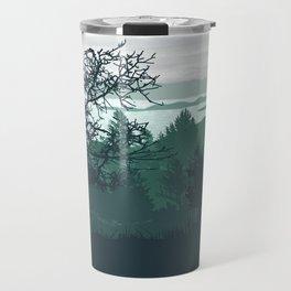 The Baikal Shore Travel Mug