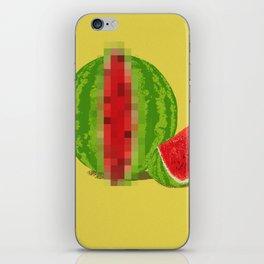 Censored ♀ iPhone Skin