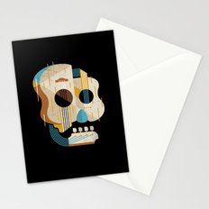 Cubism is Dead Stationery Cards