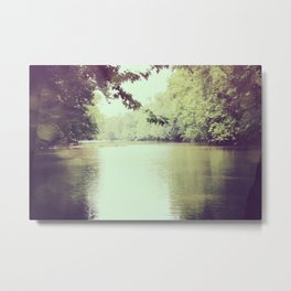 The Great Miami River Metal Print