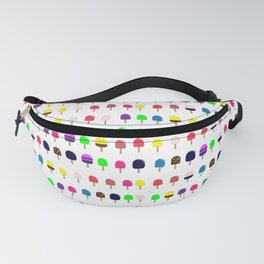 Summer Popsicle Pattern Fanny Pack