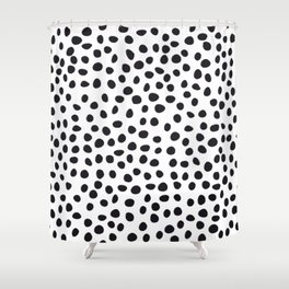 Retro Chic Shower Curtains