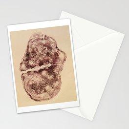 Prunus avium: Cherry Stationery Cards