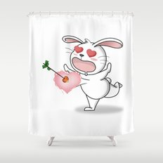 Be Mine! (Guy Ver.) Shower Curtain
