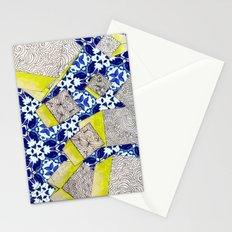 Porcelain 8.5 Million Stories Stationery Cards