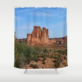 A Beautiful Place Shower Curtain