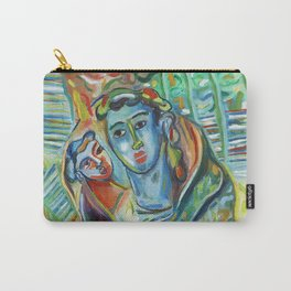 Sario painter, Apollo and Asclepio Carry-All Pouch