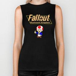 Fallout: Mushroom Kingdom Biker Tank