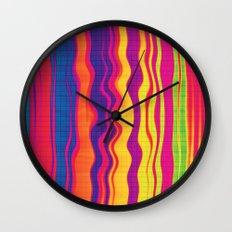 Fiesta Time  Wall Clock