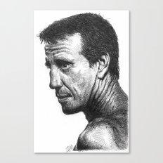 Roy Scheider Canvas Print