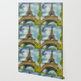 Eiffel Tower - La Tour Eiffel Wallpaper