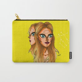 Geminis Carry-All Pouch