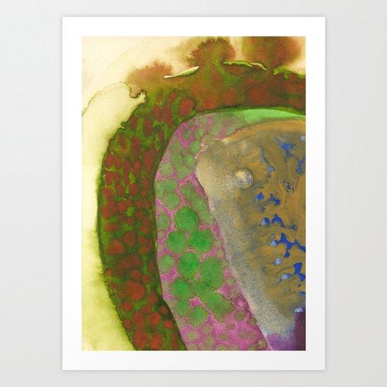 Walter Art Print