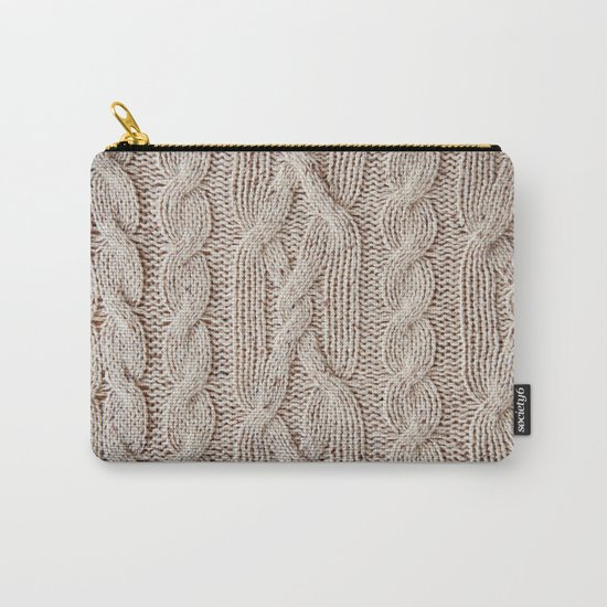 sweater Carry-All Pouch