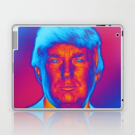 Pop Art President Trump Laptop & iPad Skin