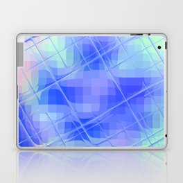 Re-Created Twisted SQ XLIX by Robert S. Lee Laptop & iPad Skin