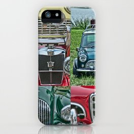 European Autos iPhone Case