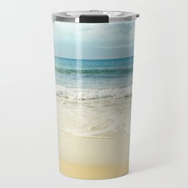 The Voices of the Sea Travel Mug