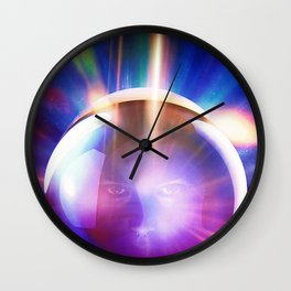 Gamma Ray Diaries Wall Clock