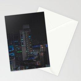 Tokyo feels : Ikebukuro sleeps 1 Stationery Cards