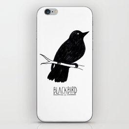 BLVCKBIRD - Blvckbird iPhone Skin