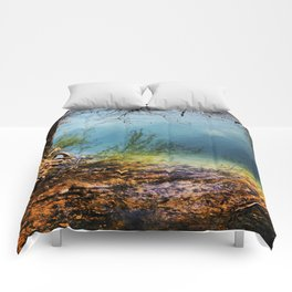 Where's The Waters Edge? Comforters
