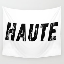 Haute - High Fashion Wall Tapestry