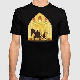Ornstein and Smough (Dark Souls) T-shirt
