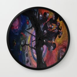 bittersweet tree  Wall Clock