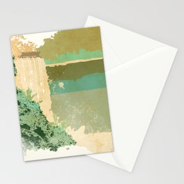 Minnehaha Falls - Minneapolis, MN Stationery Cards