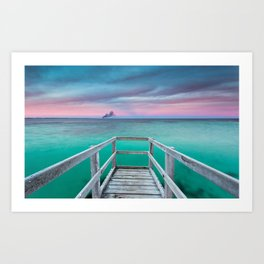 Flinders Goodness Art Print