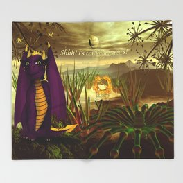 Dragonlings of Valdier: Balint Throw Blanket