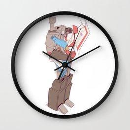 Megastar Wall Clock
