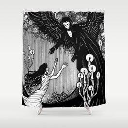 Angel of Music Shower Curtain