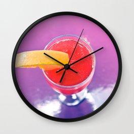 Pretty in Pinker Wall Clock