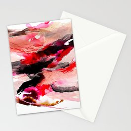 Day 63: Don't let aesthetics distract from true and invisible beauty. Stationery Cards