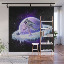 spaceskater Wall Mural