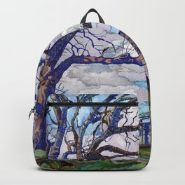 third time's the charm Backpack