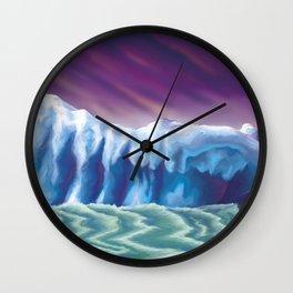 Antartic Wall Clock